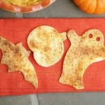Halloween Tortilla chips