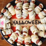 Mummy Wrap Pigs in a Blanket
